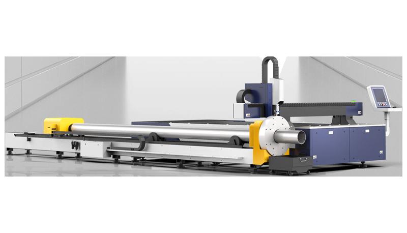 Sheet And Tube Laser Cutting Machine GB Series