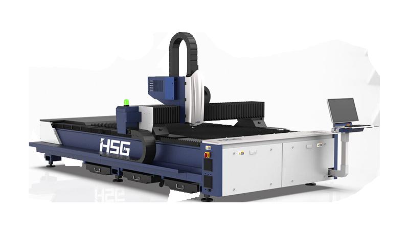 Open Type BER Fiber Laser Cutting Machine GC Series